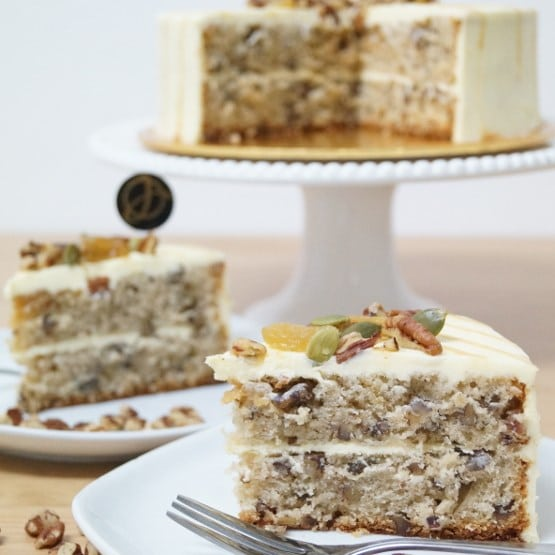 how to make toffee cake