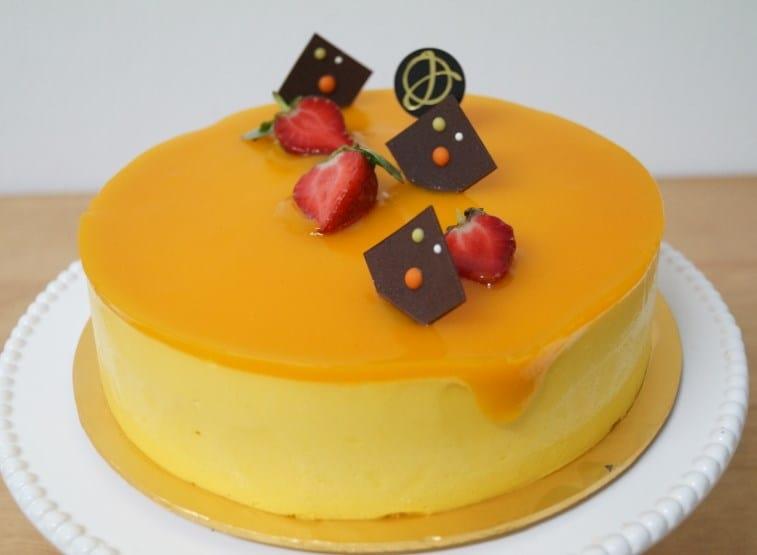 Best Mango Mousse Cake Recipe